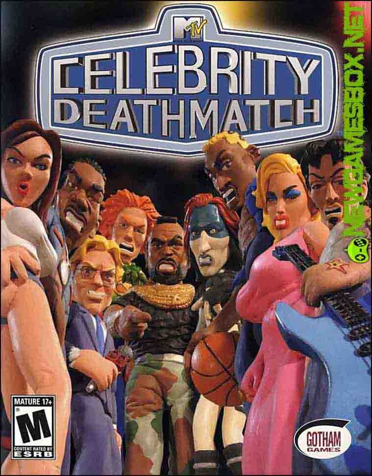 MTV Celebrity Deathmatch (USA) ISO < PSX2PSP ISOs ...