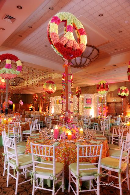 60's Hippie Theme Bar Mitzvah Party Ideas | Photo 6 of 21 | Catch My Party