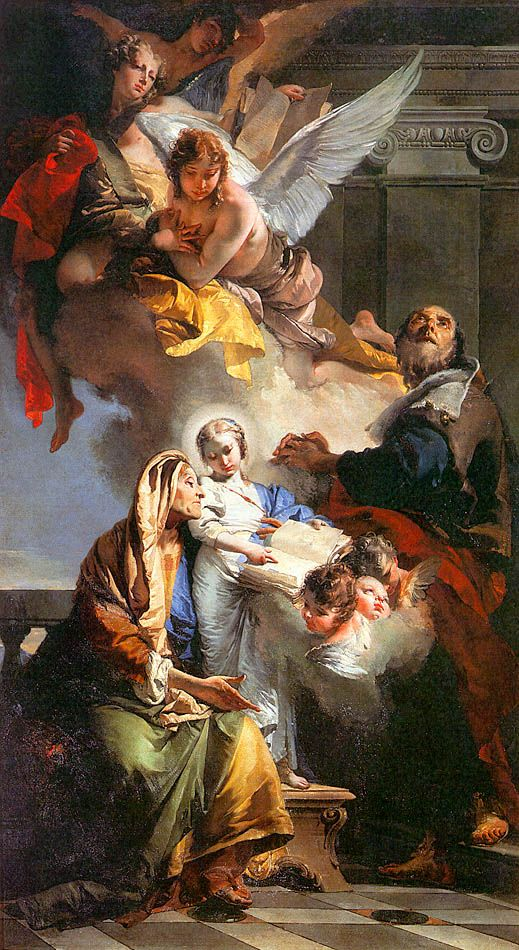 Giovanni Battista Tiepolo  Discover the coolest shows in New York at www.artexperience...
