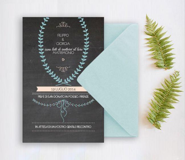 Inviti di nozze 2015: tante idee originali da non perdere Image: 15