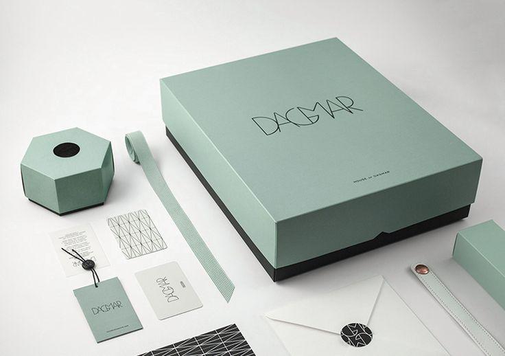 House of Dagmar — The Dieline - Branding & Packaging