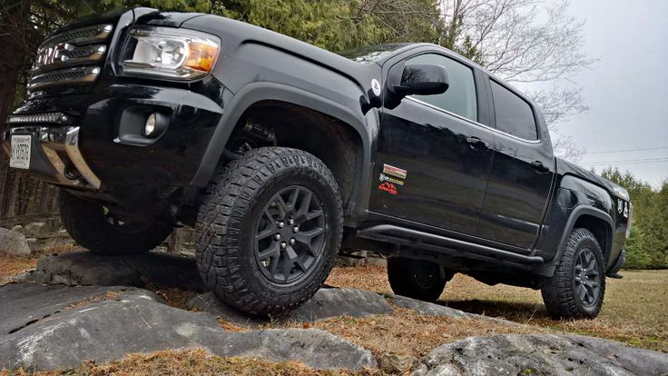 2015 GMC Canyon - Page 12 - Expedition Portal