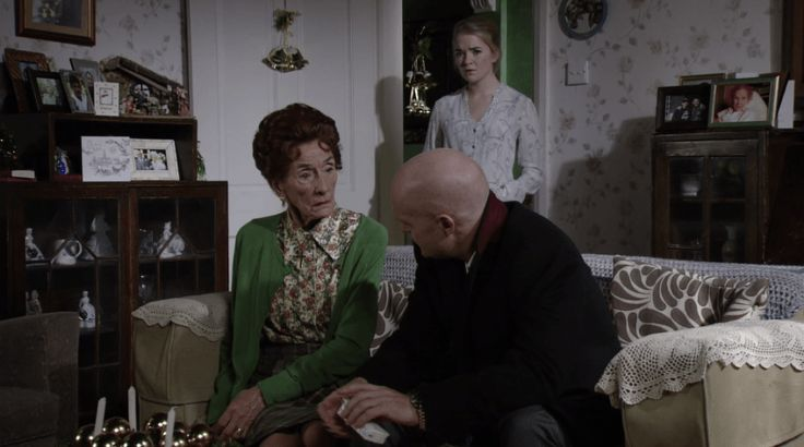 EastEnders viewers amused at Max Branningss drug mishap with Dot Cotton as they react to Ronnie and Roxy Mitchells death