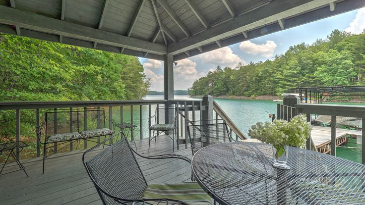 Gleesome Inn  on Lake Blue Ridge   Rental Cabin - Blue Ridge, GA