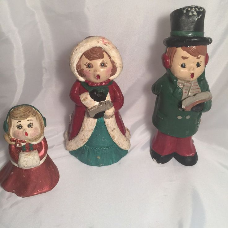 Victorian Christmas Carolers Figurines: Best 25+ Caroler Ideas On Pinterest