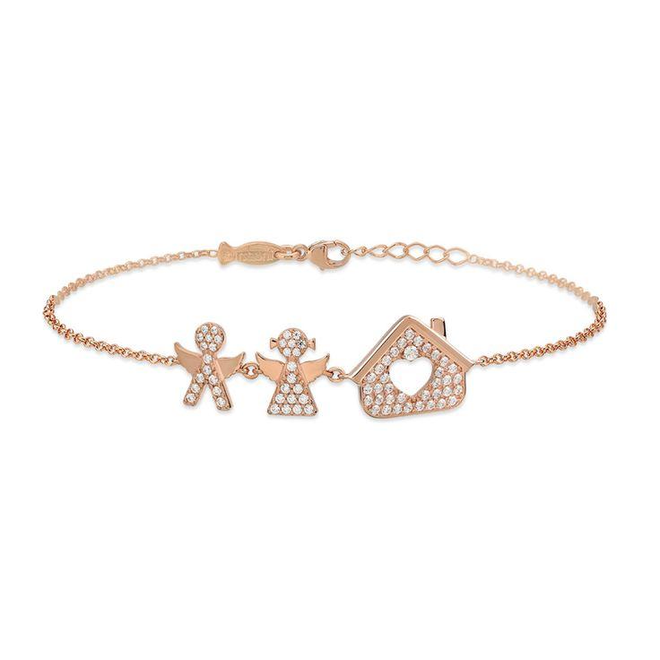 Kurshuni | AIBIJOUX  Bracelet: angels & home  Spring/Summer Collection 2017