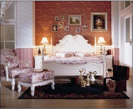 Antique White Bedroom Furniture #vintagebedroomsets1950 Bedroom