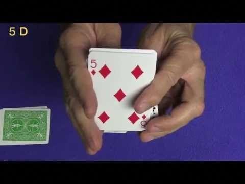 Hopeful Verified Simple Easy Magic Tricks Anchor Magic Card