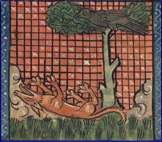Le Roman de Renart - http://gamory.wordpress.com/2014/05/10/le-roman-de-renart-what-does-the-fox-say/