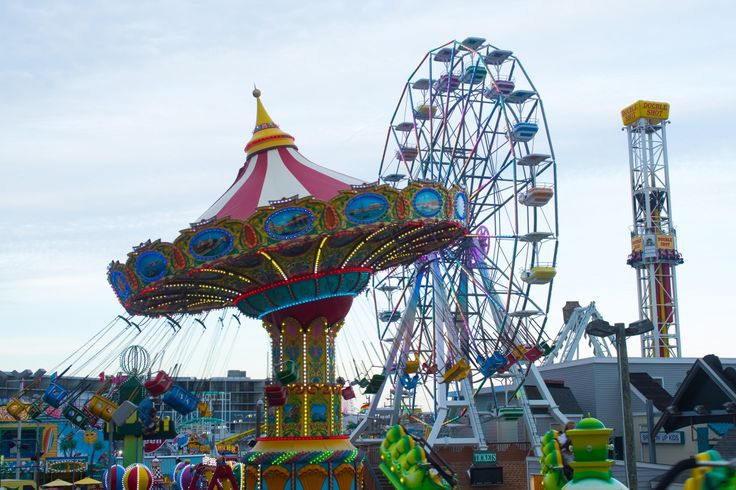Amusement and Water Parks in New Jersey