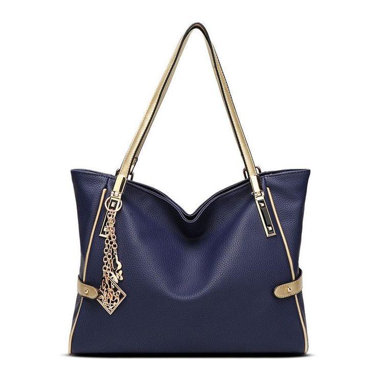 Famous Brand Shoulder Bags Solid Designer Handbags Ladies Hand Bags http://www.braceletstyle.com