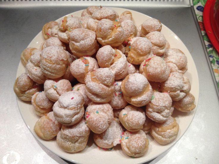 Pasta per bignè e zeppole col Cuisine Companion, pasta choux - http://www.mycuco.it/cuisine-companion-moulinex/ricette/pasta-per-bigne-e-zeppole-col-cuisine-companion-pasta-choux/?utm_source=PN&utm_medium=Pinterest&utm_campaign=SNAP%2Bfrom%2BMy+CuCo