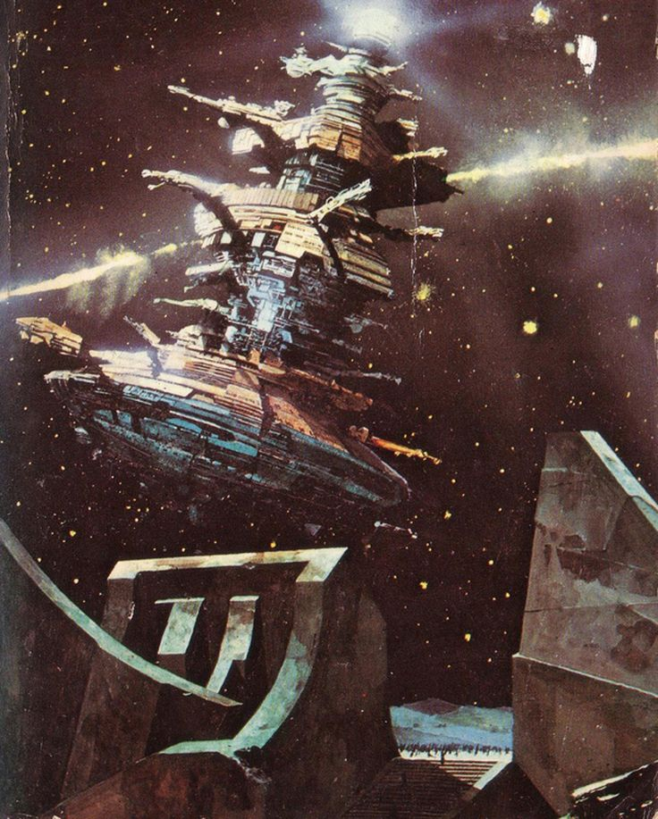 70s Sci Fi Art Chris Foss: 40 Best Chris Foss Images On Pinterest