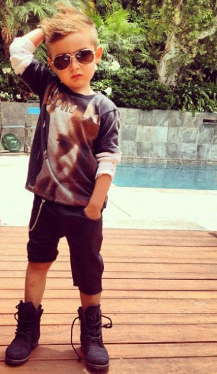 Best For My Boy Images On Pinterest Casual Outfits Clothes - Meet 5 year old alonso mateo best dressed kid ever seen