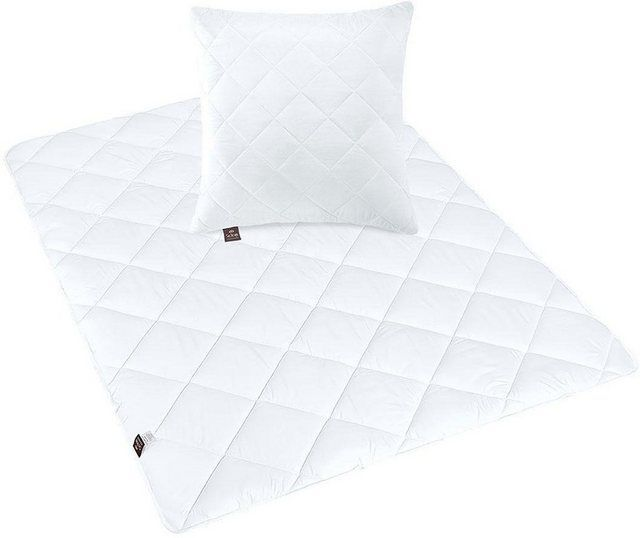 Bettdecke Kopfkissen Classic Dream Leicht Material