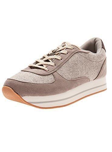 Oferta: 22€. Comprar Ofertas de oodji Ultra Mujer Zapatos Deportivos de Materiales Combinados, Gris, 40 EU / 6,5 UK barato. ¡Mira las ofertas!
