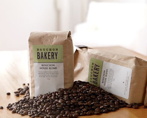 This is the same satisfyingly rich, dark-roast coffee served in Thomas Keller's Bouchon Bakery. Prepared to chef Keller's exacting specifications and artisan roasted by hand, it's a custom blend of beans from four of the world's key coffee-growing regions.     Medium-dark in the Viennese style roast coffee reveals a rich mouth-feel with moderate acidity and an impeccably smooth finish.   Sumatra Golden Pawani is dominant, supported by African and Latin American coffee beans.   Highlighted by…