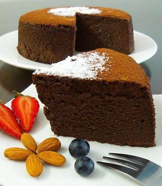 简易日式舒芙蕾蛋糕