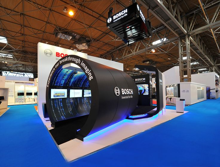 Bosch Security Systems - IFSEC - NEC