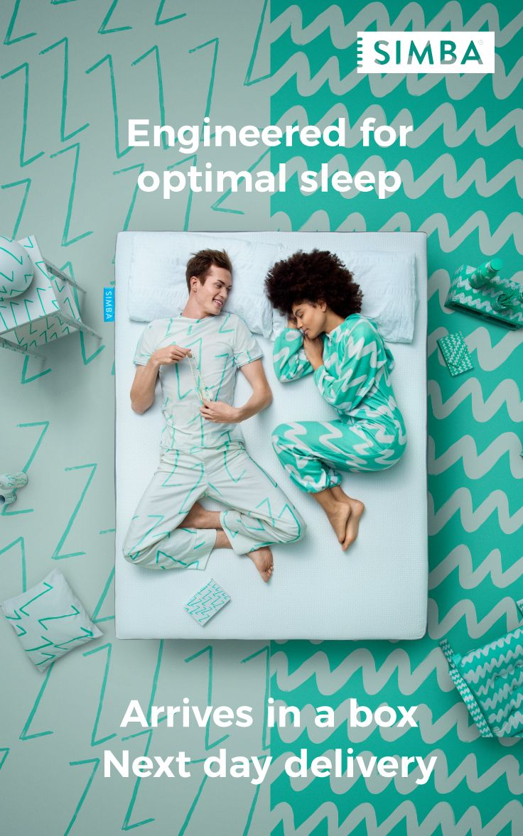 Order Today Get It Tomorrow And Trial It For 100 Nights The Simba Hybrid Is Engineered For Optimal Sleep A Unique Combin Mattress Sleep Mattress Simba Sleep