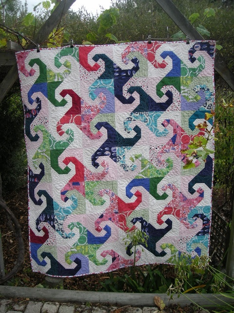 The Elven Garden: Finished Quilts 2012
