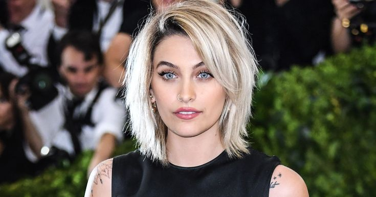 Paris Jackson revealed a rare photo of her little brother Blanket on Instagram, who is not so little anymore.