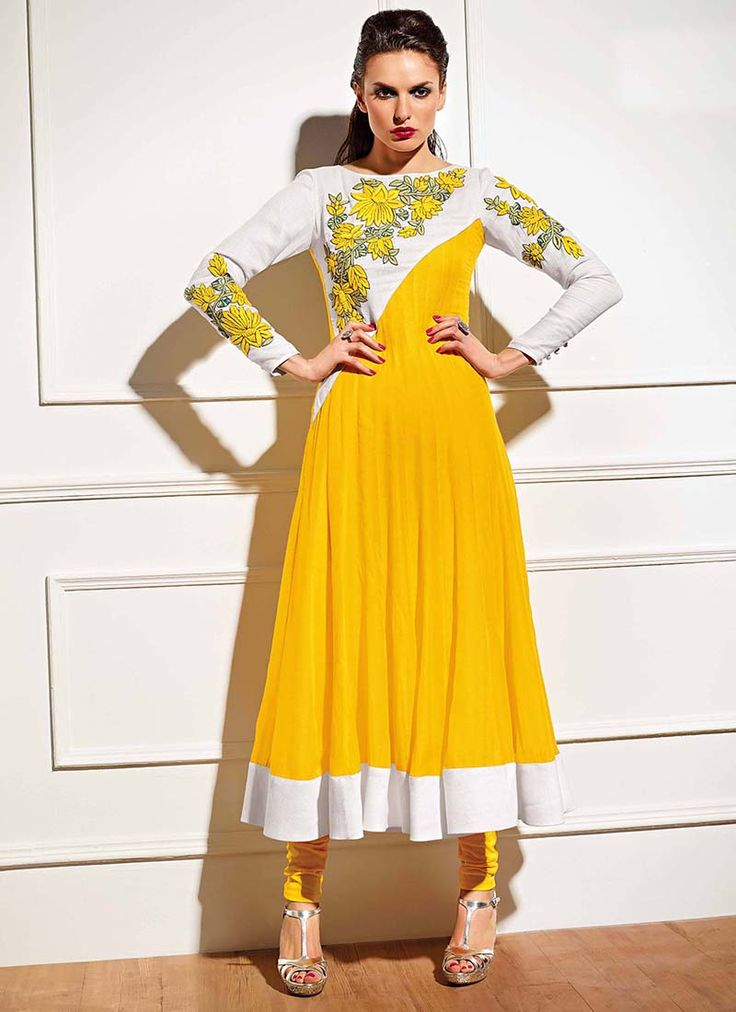 Yellow Wedding Wear Salwar Suits Online Shopping Collection  Grab full catalog online @ http://www.suratwholesaleshop.com