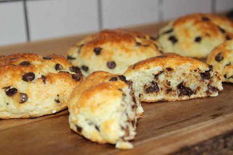 Sinas glutenfreie Schokoladenbrötchen - zum Anbeißen!
