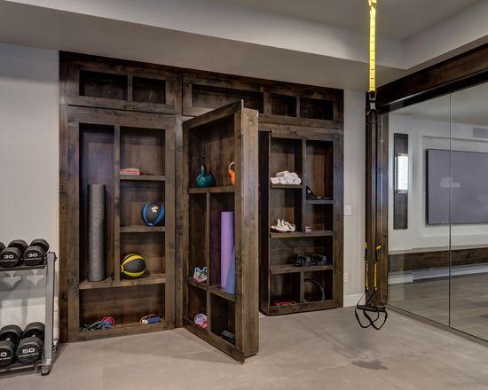 Best 20 Home Gym Basement ideas on Pinterest Basement gym
