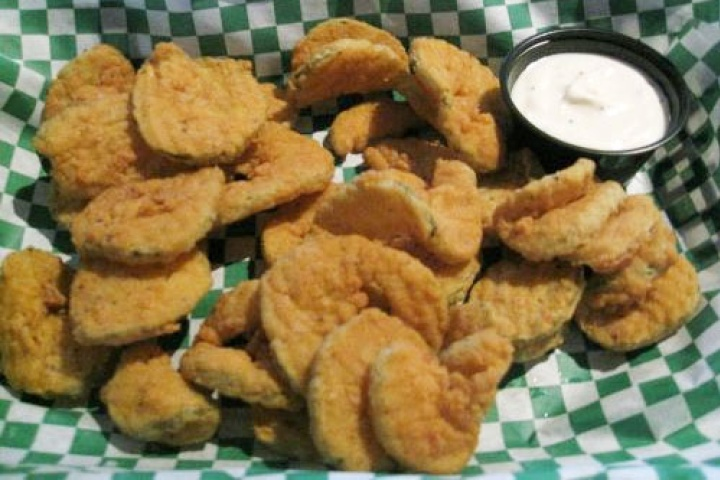 Fried Dill Pickles | Snacks & Side dishes | Pinterest