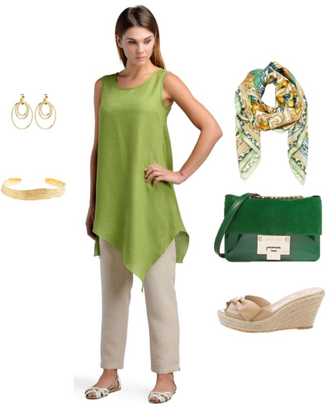 We're seeing Green! Explore all shade of Green at ANN G LINEN
