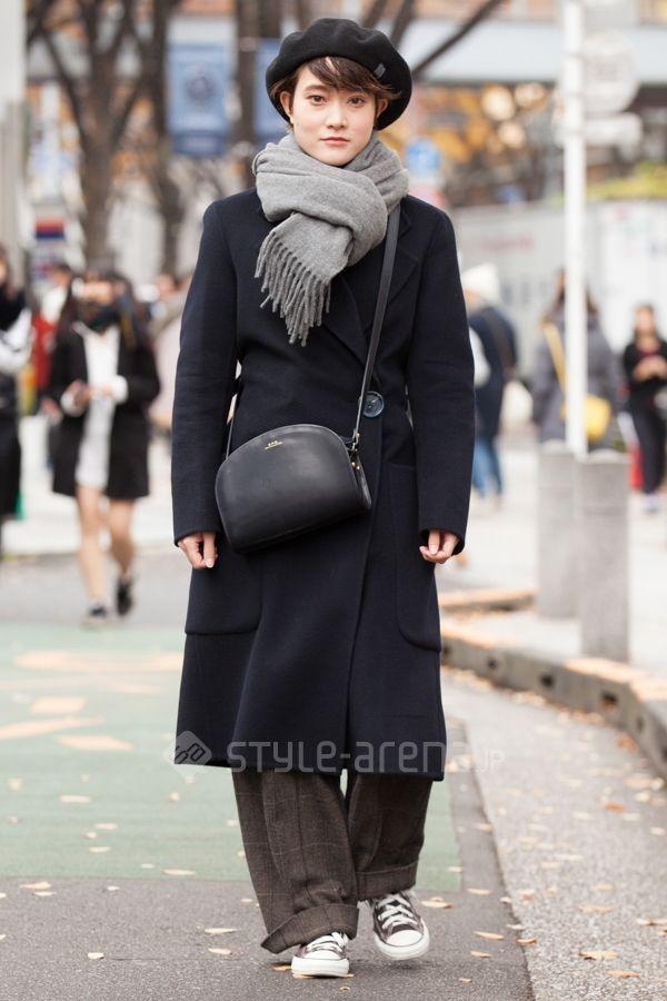 Yuzu先生 | ACNE STUDIOS  A.P.C. CA4LA 6(ROKU) BEAUTY & YOUTH UNITED ARROWS TAN CONVERSE B:MING LIFE STORE by BEAMS | 2018年 01月 第3周 | 表参道 | 东京街头时尚 | 東京のストリートファッション最新情報 | スタイルアリーナ