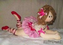Куколка-балеринка