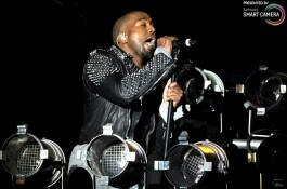 """Kanye West Reveals Big-Name Collaborators on 'Yeezus'  BY LARS BRANDLE, AND ERIKA RAMIREZJUNE 11, 2013 Daft Punk is playing in Kanye's house.Kanye West's hugely anticipated """"Yeezus"""" promises to be some party, with the French electronic music masters tipped to appear alongside the likes of Chief Keef and Bon Iver's Justin Vernon.In fact, Chief Keefand Vernonare expected to appear on the same song -- a track entitled """"Can't Handle My Liquor"""".Word got out from a """"Yeezus"""" listening session…"""