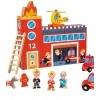 Janod - Storybox Play Set Fire Station