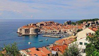 Croacia, Dubrovnik, De La Ciudad Vieja