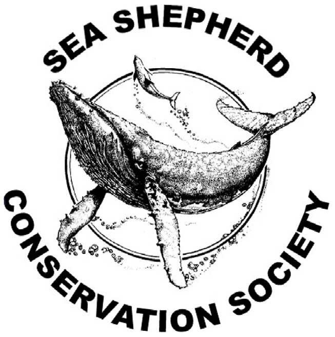Sea Shepherd Conservation Society. For their undying devotion and dedication to saving Dolphins and Whales from being slaughtered.