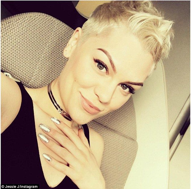She's back! Jessie J wowed fans with a glowing selfie showing her striking facial features...