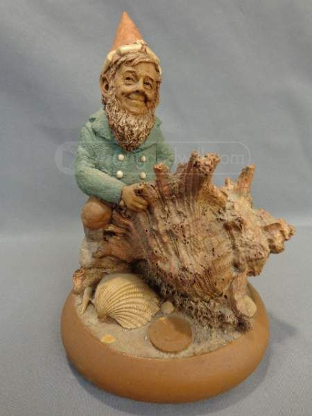 how to clean tom clark gnomes