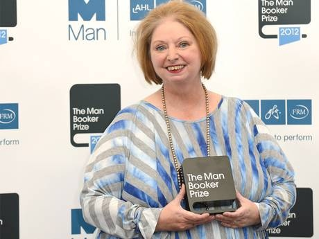Hilary Mantel makes history as bloody tale of Tudor times wins her second Man Booker Prize