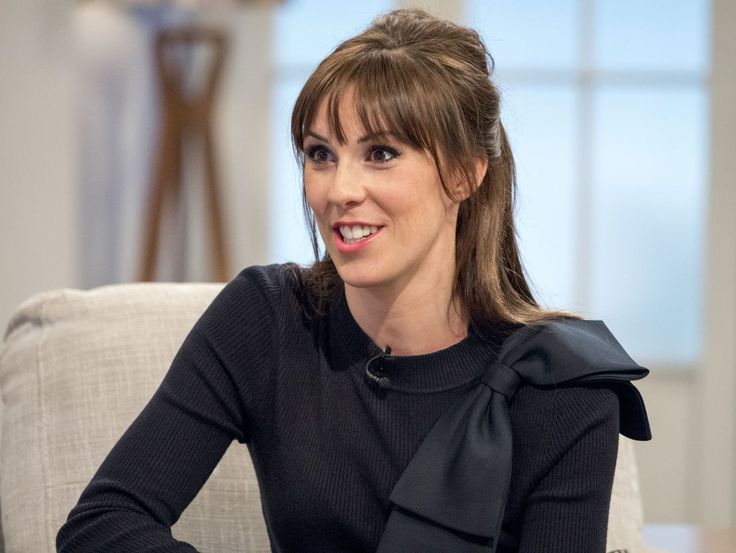 "#London, #TV Verity Rushworth - ""Lorraine"" TV Show in London, UK 06/27/2017 