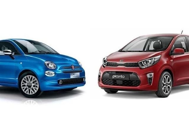 Just For Fun Between The Fiat 500 Or Kia Picanto Which Would