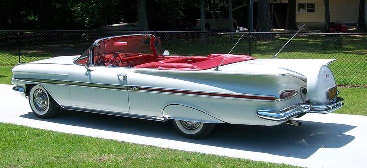 Bob's 1959 Chevrolet convertible | Robert Langley photos
