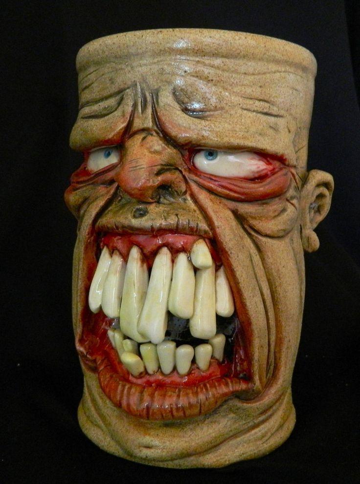 The Creep Mug by thebigduluth.deviantart.com on @deviantART
