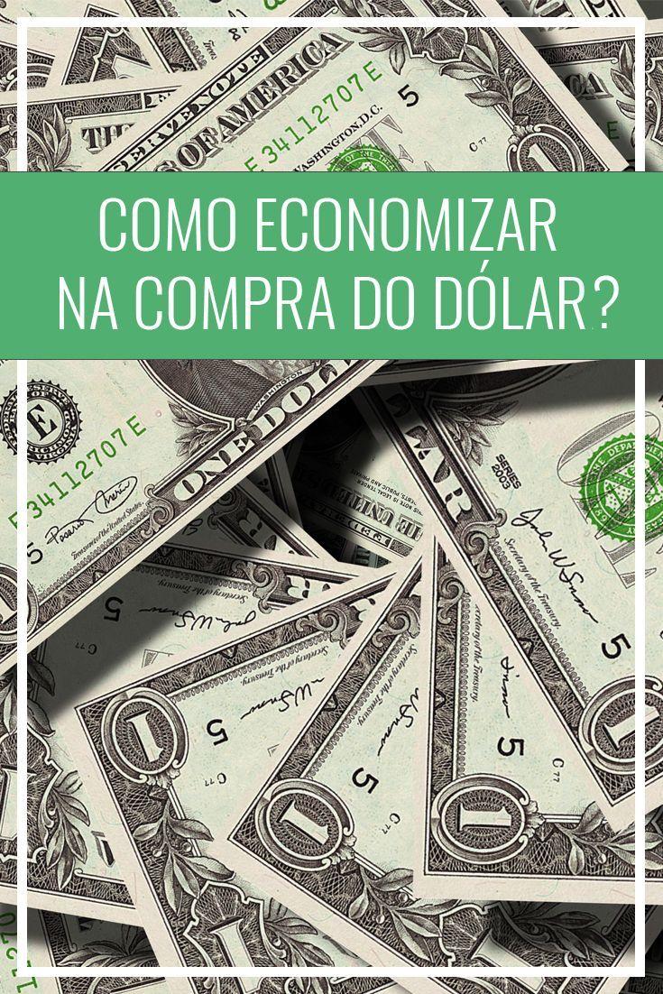 Como economizar na compra de moeda estrangeira para viajar? Comprar dólar e euro com desconto para viagem internacional.