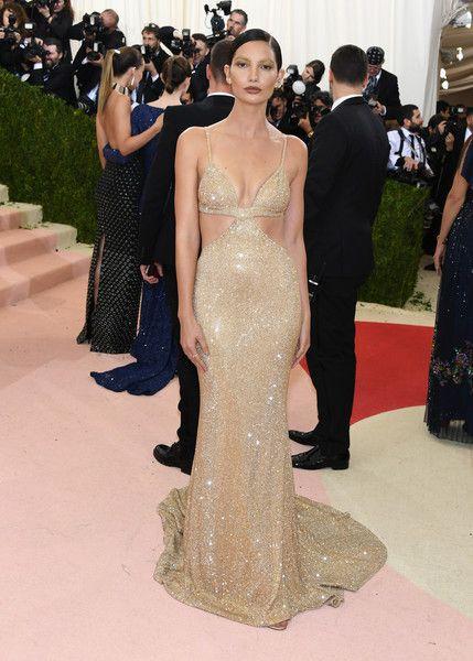 Lily Aldridge - Best Dressed at the 2016 Met Gala - Photos
