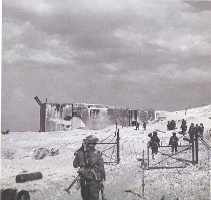 Canadian troops on Juno Beach, D-Day. They sacrificed and sustained tremendous casualties.