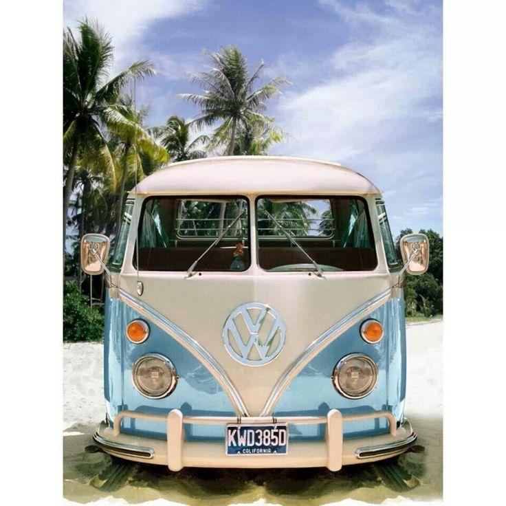 VW paint job