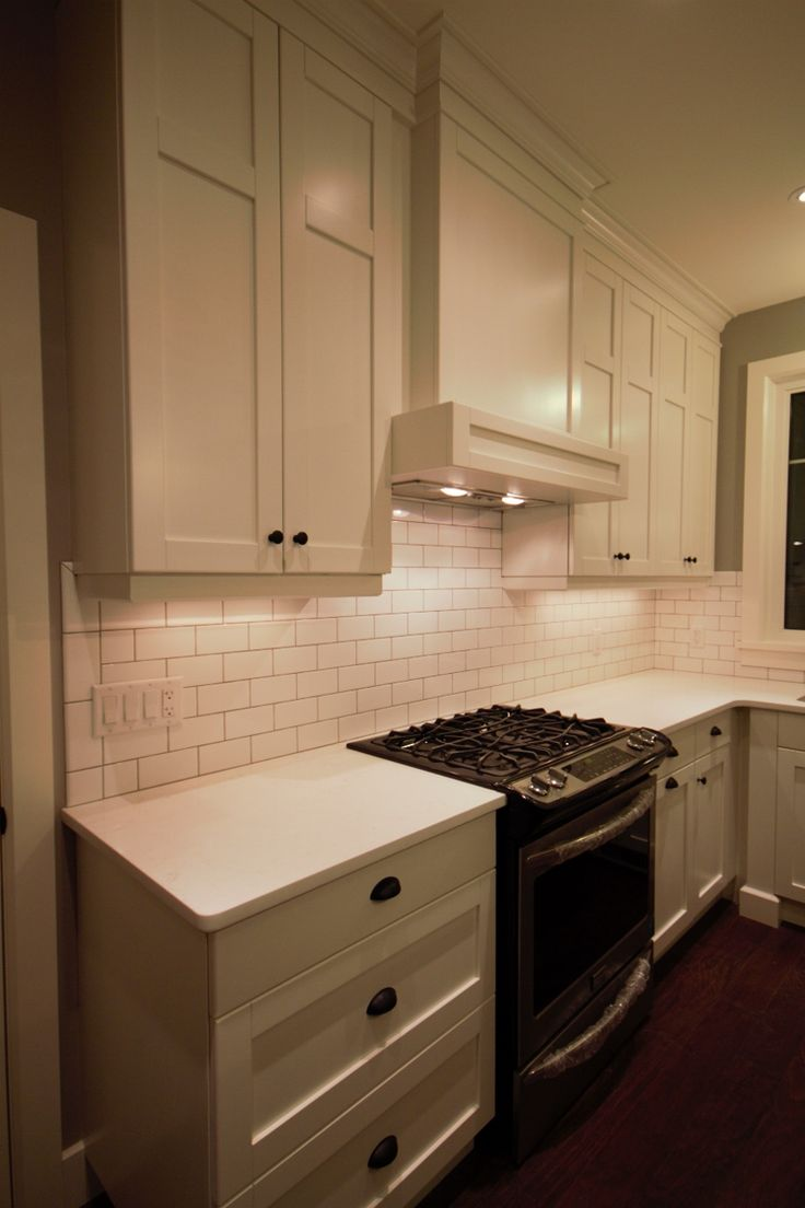 Kitchen cabinets with large pot drawers