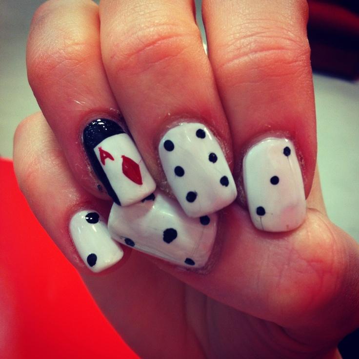 79 best Las Vegas / Casino Nail Art images on Pinterest | Vegas ...